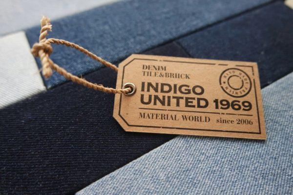 インディゴユナイテッド1969 製品タグ